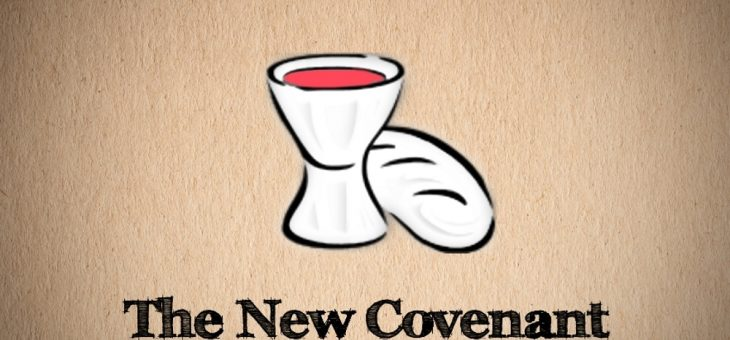 Significance of the new covenant Passover – 8 [WMSCOG]
