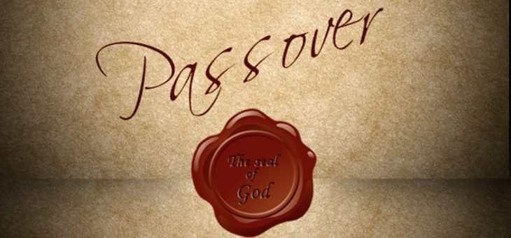 The Passover and the seal of salvation God gives to us-1 [WMSCOG]