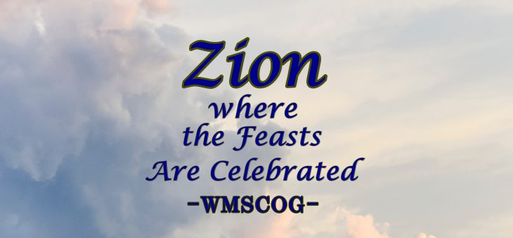 Moses, Jesus and second coming Christ,  The new covenant Passover – 26 [WMSCOG]